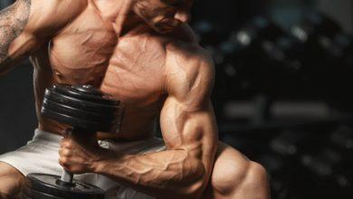 تضخيم_العضلات