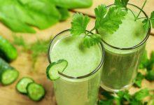انقاص الوزن قبل الزفاف طبيعيا بالمشروب الاخضر