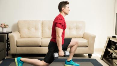 Photo of افضل التمارين الرياضية المنزلية لاظهار عضلات الجسم